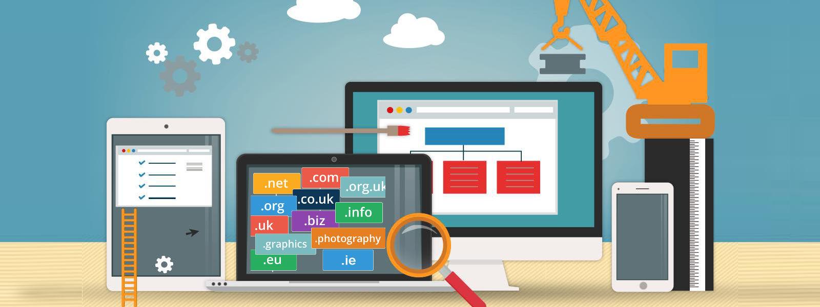 Domain Name Registration Cork Ireland Excel Web Solutions
